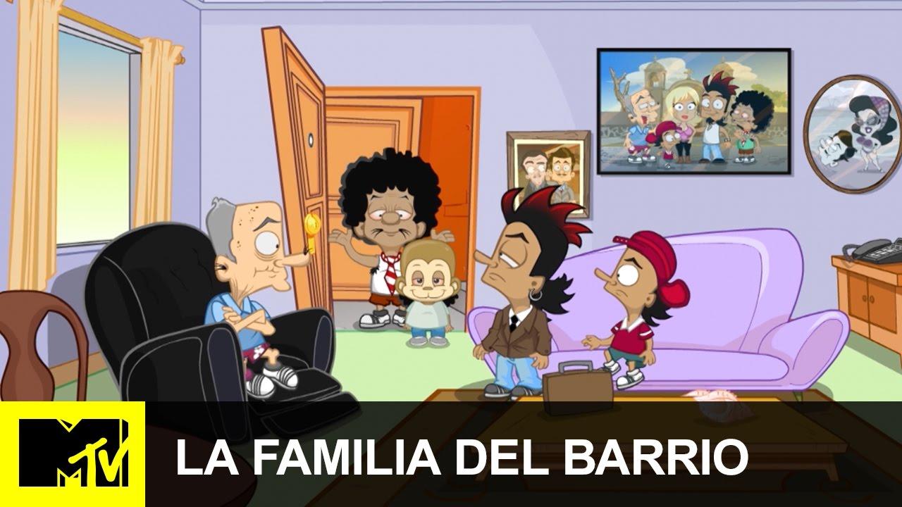 La Familia del Barrio I Conoce a Olaf - YouTube