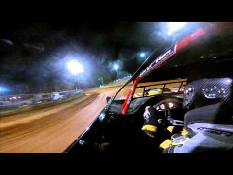 Crate Qualifying @ Toccoa Speedway With Drew Collins 5.2.2014