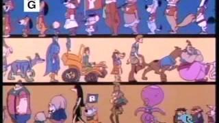 [1977] (Hanna Barbera) - Laff-A-Lympics - Intro