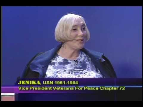 Veterans for Peace Forum: Jenika