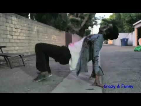 Ramulo Ramula Comedy Dance.