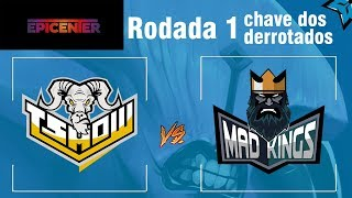 [PT-BR] TSHOW (Brasil) vs MAD KINGS (Peru) Dota 2 ao vivo