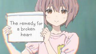 XXXTENTACION - The Remedy for a Broken Heart ~ Koe no Katachi AMV