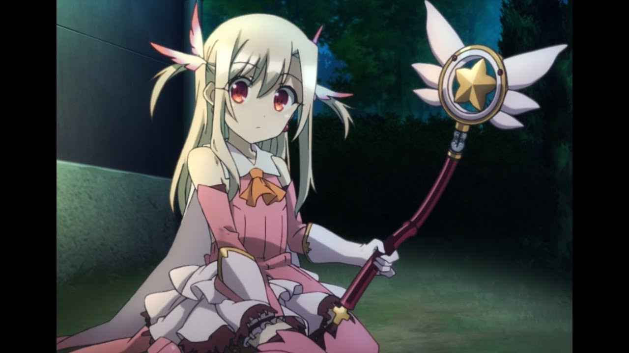 Fate/kaleid liner Prisma☆Illya 2wei! Ep. 1-10 [Completed ...
