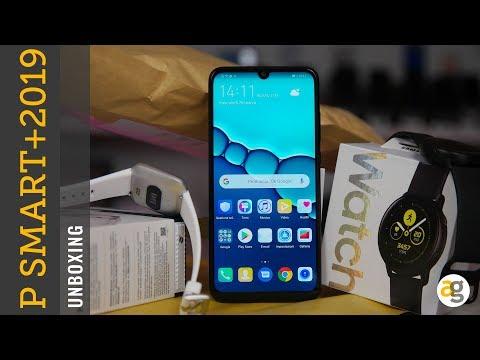 Unboxing HUAWEI p smart+ 2019 e RIPOSO ATTIVO!
