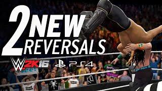 WWE 2K16 New Reversals! part 2   EspacioNinja.com WWE 2K16 Exhibit