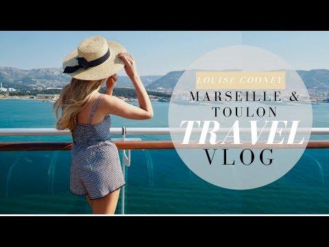 Marseille & Toulon Travel Vlog