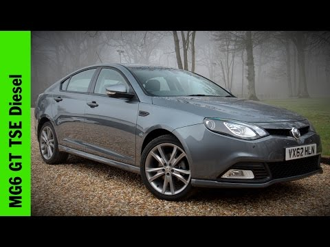 MG6 GT Diesel Review