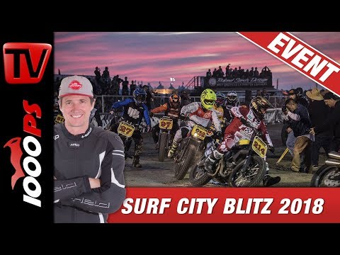 SurfCityBlitz 2018 Eventvideo - Punkrock, Bikes und Surfcontest - Huntington Beach L.A.