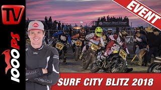 SurfCityBlitz 2018 Eventvideo - Punkrock, Bikes und Surfcontest - Huntington Beach L.A.