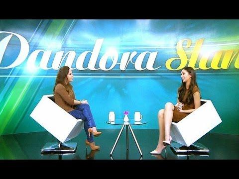 Natalie Vértiz en Pandora Slam