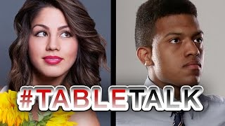 Will Learns How To Kiss on #TableTalk - Special Guest Megan Batoon!
