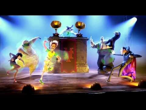 The Zing Song - Hotel Transylvania (extended)