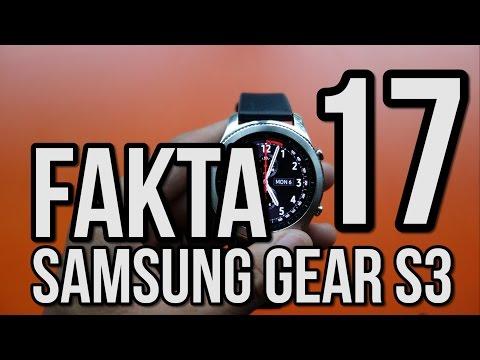 17 Fakta Yang Bisa Kamu Lakukan Dengan Jam Canggih | Review Samsung Gear S3