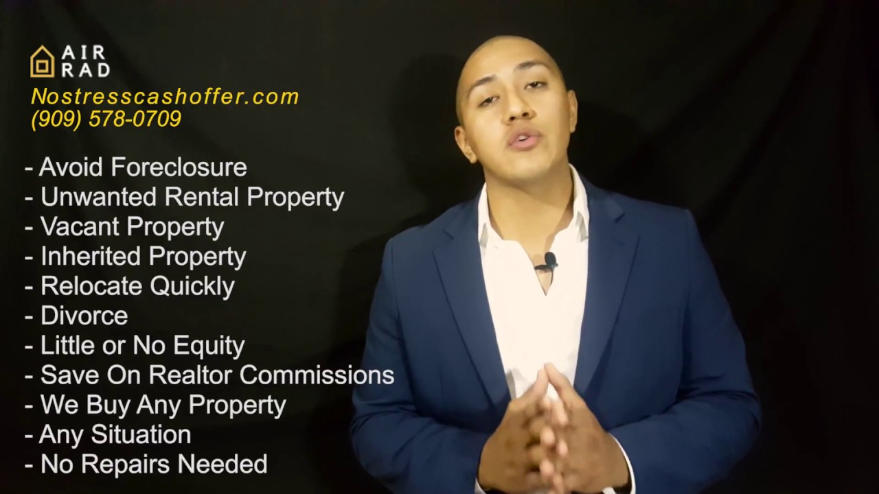 Sell My House Fast In Ontario CA & Surrounding Areas | (909) 578-0709 | We Buy Houses Fast