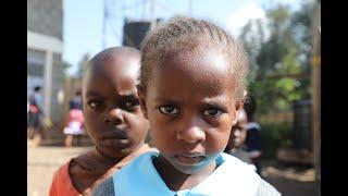 Бездомные дети в Африке. Документальный фильм.