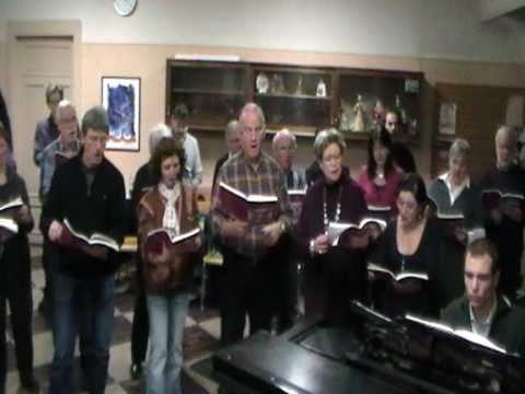 Concert du choeur d'oratorio de Montreux