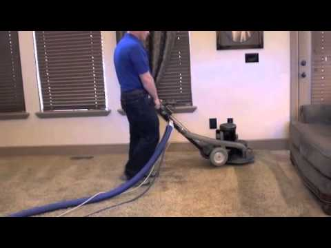 10 Step Carpet Cleaning Processs