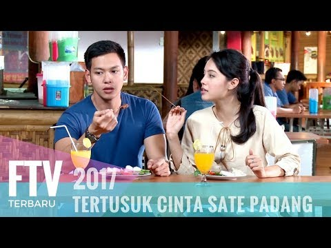 FTV Ferly Putra & Anggika Bolsterli | Tertusuk Cinta Sate Padang