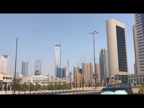 Traveling Around Kuwait City