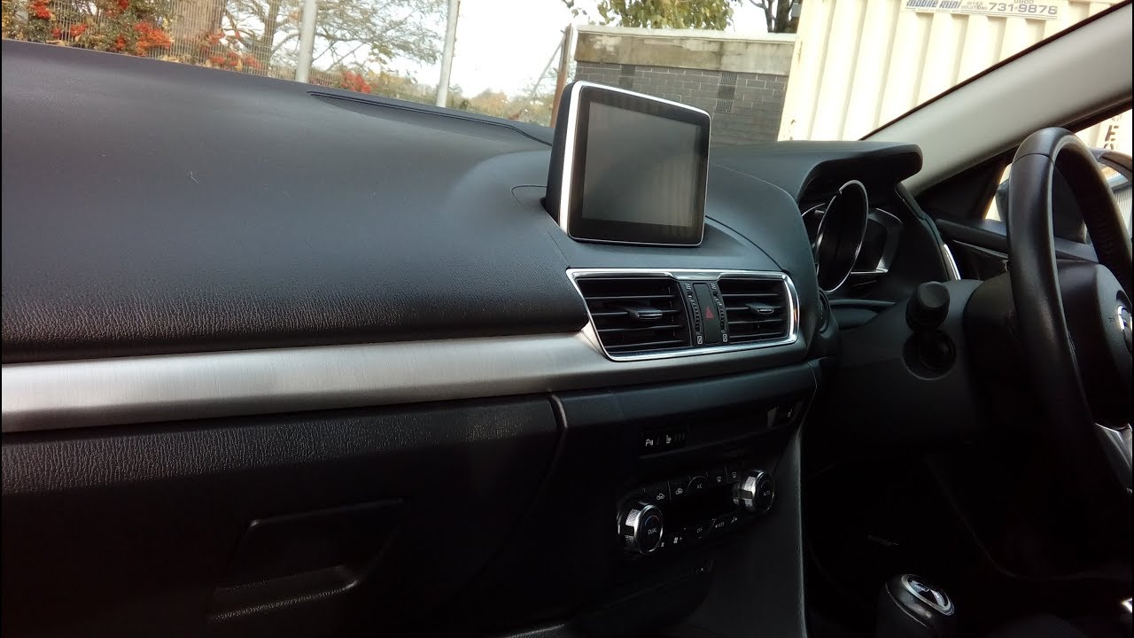 mazda 3 2012 2018 how to install a dash cam to your fuse box simple guide  [ 1280 x 720 Pixel ]