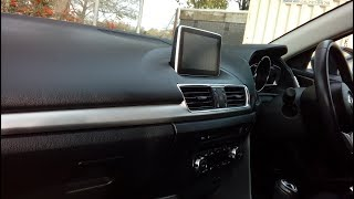 Mazda 3 2012 - 2018,how to install a dash cam to your fuse box,simple guide.