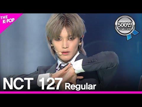 NCT 127, Regular [THE SHOW 181016]
