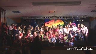 Festival Navidad 2014 en Cadreita. 40 principales. Sábado 20 diciembre 2014