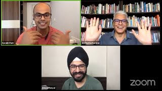 IPL CHATS! KKR Ex-Team Director Joy Bhattacharya, Angad Singh | Wake Up With Sorabh