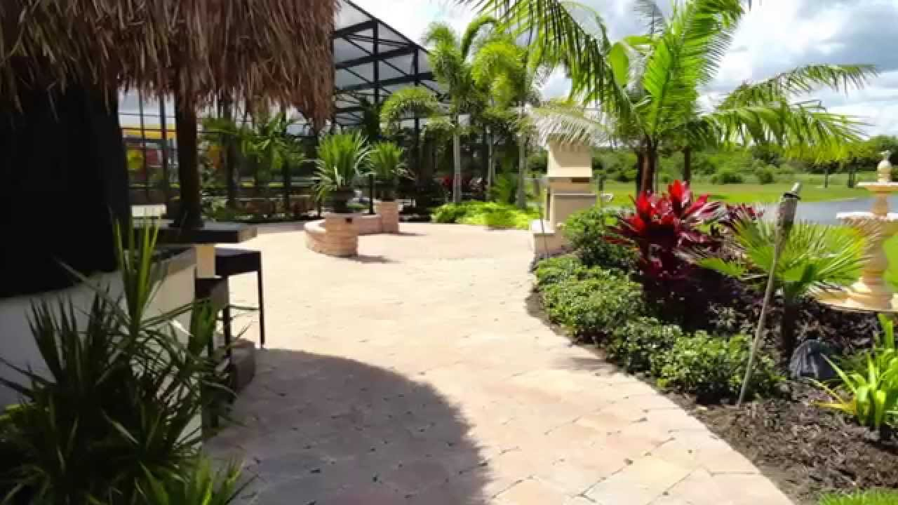 Vero beach landscape design and installation youtube for Beach garden designs