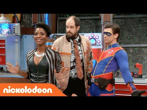 Henry Danger 'Acting Challenge' Presented by the Game Shakers | Nick