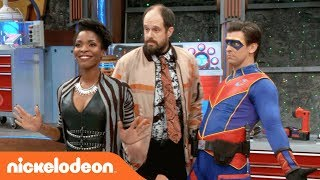 Henry Danger 'Acting Challenge' 🎥 Presented by the Game Shakers | Nick