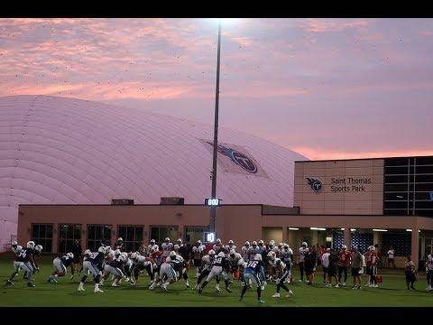 Titans Training Camp Report: Alumni Day