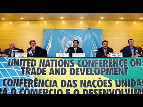 The Struggle Over UNCTAD (and Why It Matters)