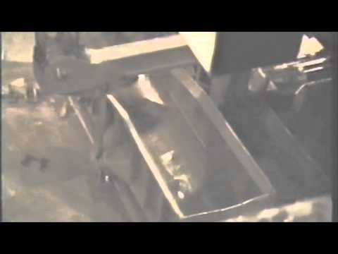 Gulf States Steel (Gadsden, Alabama) BOF/Caster mid-1990's