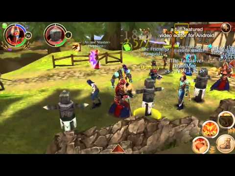 Order And Chaos Online New Class Review!!