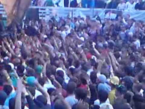 sido one love 2010 live