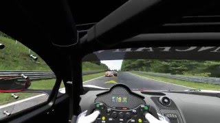 Playing Project Cars with UKRifter and Gamehard 4.0 using Oculus Rift Runtime 1.3