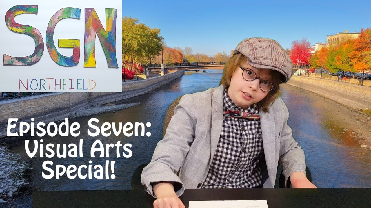 SGNN Episode #7: The Visual Arts Special