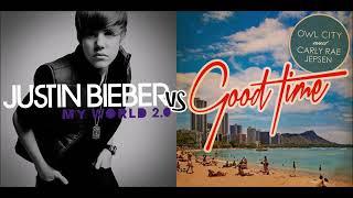 Good Baby - Justin Bieber / Owl City Feat. Carly Rae Jensen.♡