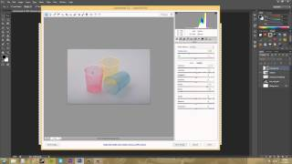 Photoshop CS6 Tutorial - 10 - How to Import Camera Raw Files