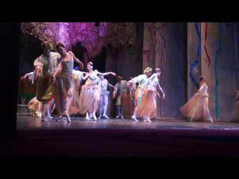 Балет Щелкунчик. Имперский балет в Симферополе фрагм.1
