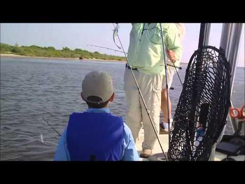 2011 Louisiana Inshore Fishing A Camp weekend