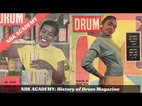 History of Drum Magazine 1951 (Bob Crisp / Jim Bailey)