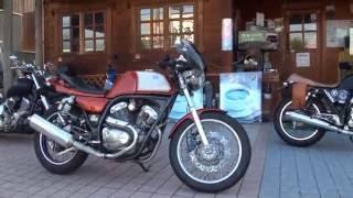 最速マシーンフルカスタム ストリートライダー YAMAHA SRV250 Street Rider ヤマハ・SRV250 カフェレーサー GB250CLUBMAN