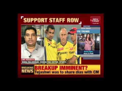 CoA To Give Shastri's Core Team Demands
