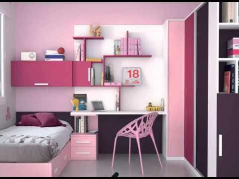 dormitorios compactos y modulares para niños - YouTube
