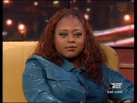 BET Live with Countess Vaughn and Keith Hamilton Cobb 09.12.2001