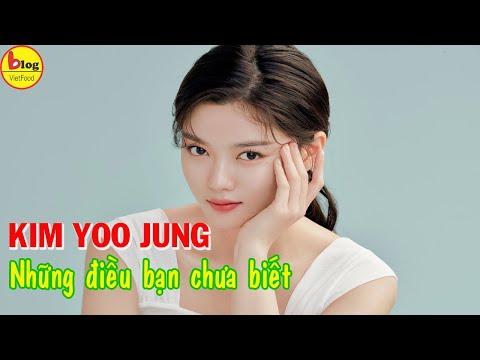 Kim Yoo Jung - Cô em gái quốc dân Hàn Quốc với nhan sắc tươi trẻ