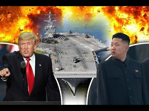 North Korea warns it could sink the USS Carl Vinson with a single strike